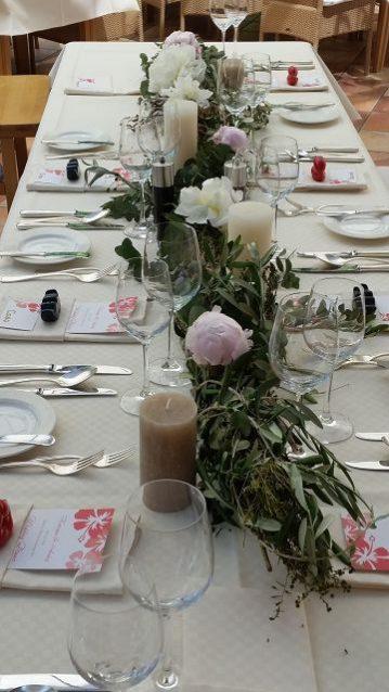 Tischdekoartion-Starnberger-See-La-Villa