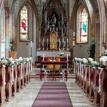 Hochzeit-Gilching-Kirchendekoration-1