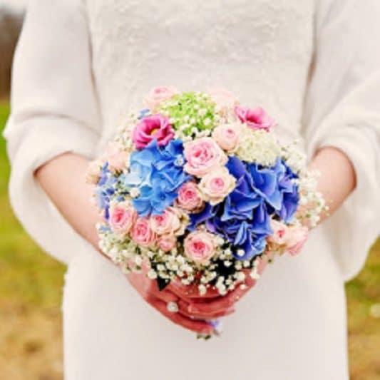 Brautstrauss Brautigamanstecker Wurfstrauss Blumen Standesamt